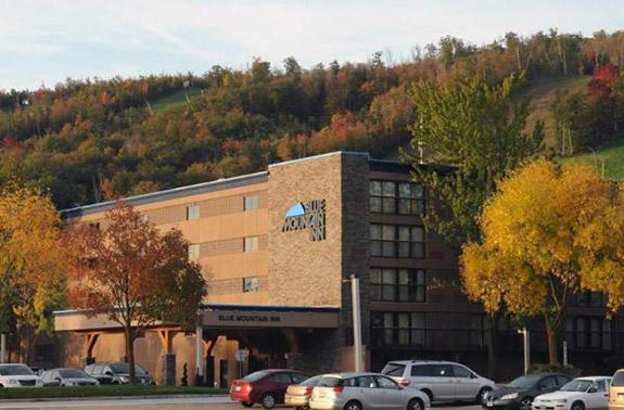 Blue Mountain Inn Living Water Resorts Collingwood Half